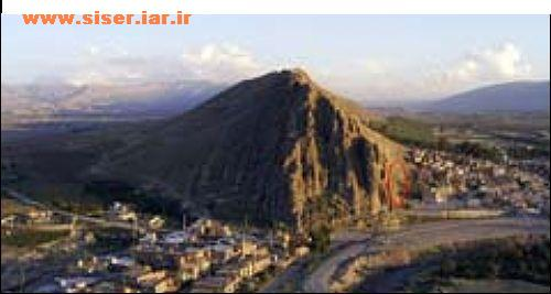 سیسیر(سایت باستان شناسی کردستان)